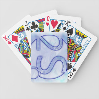 Mist Logo Playing Cards