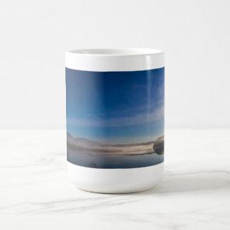 Mist on a Scottish Loch Mug
