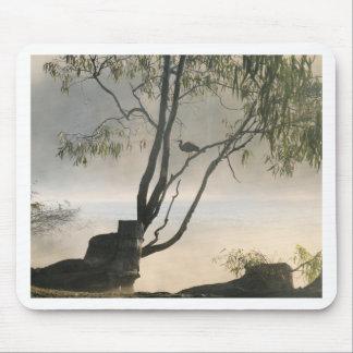 Mist on the Murray,Paringa,S.A. Mouse Pad