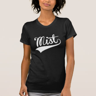 Mist, Retro, T-Shirt