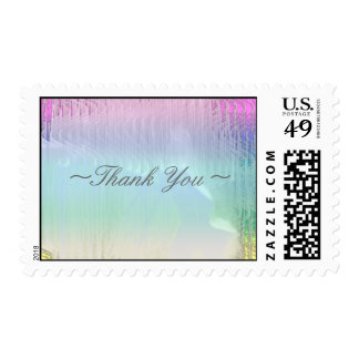 mist thank you stamps