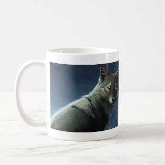 """""""Mist Wolf"""" Mug"""