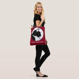 Mista Boo Cat Tote Bag