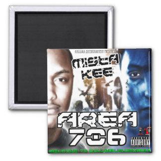 Mista Kee- Area 706 Mixtape Magnet