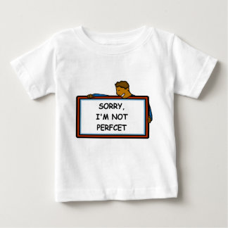 mistake infant t-shirt