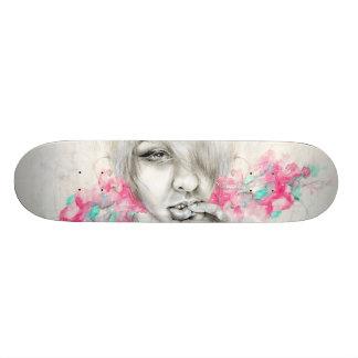 """Mistake"" Series Skateboard Deck"