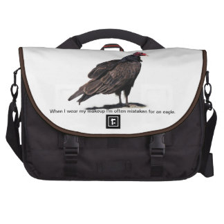 MISTAKEN FOR AN EAGLE COMMUTER BAGS