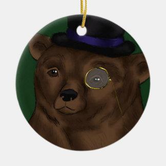 Mister Bear Ornament