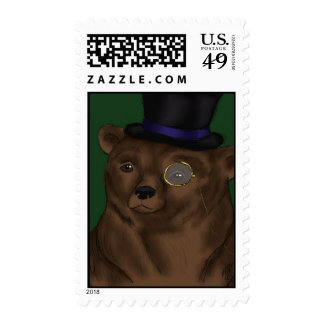 Mister Bear Postage