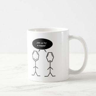 mister benzene cuppa mug
