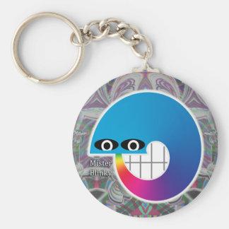 Mister Blinky keychain