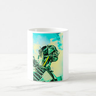 Mister Blue Coffee Mug