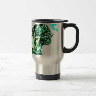 Mister Blue Travel Mug