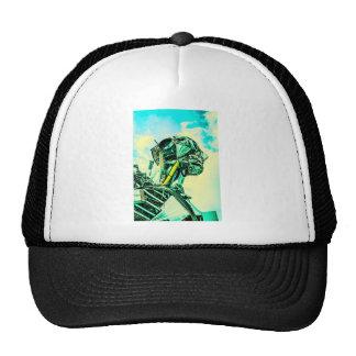 Mister Blue Trucker Hat
