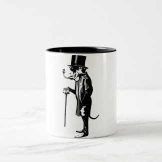 Mister Dane Two-Tone Coffee Mug