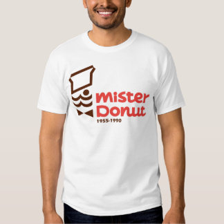 Mister Donut, Mr, Donut USA T Shirt