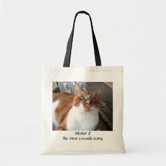 Mister E Tote Bag