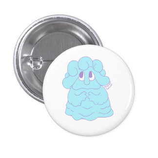 Mister Gooington (AKA Gooey) Pinback Button