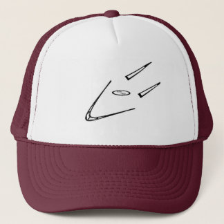 Mister Happy Face Trucker Hat