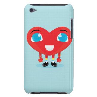 Mister Heart iPod Case-Mate Case