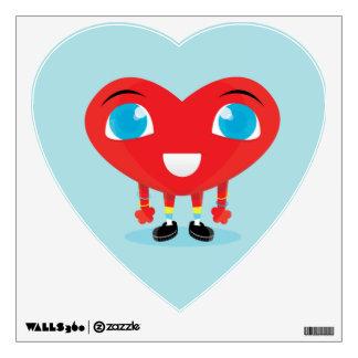 Mister Heart Wall Sticker