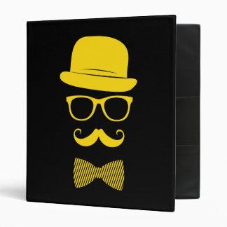 Mister hipster binders