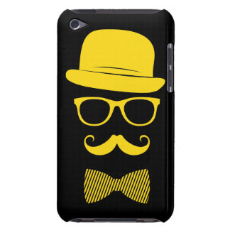 Mister hipster iPod touch Case-Mate case