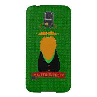 Mister Hipster Case For Galaxy S5