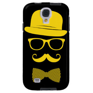 Mister hipster galaxy s4 case