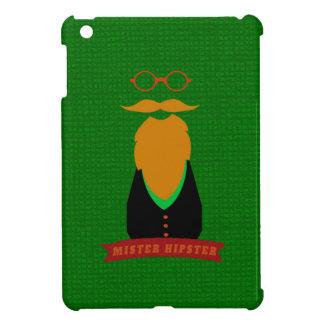 Mister Hipster iPad Mini Cases