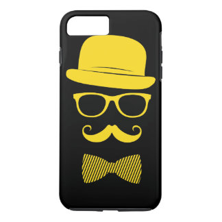 Mister hipster iPhone 7 plus case
