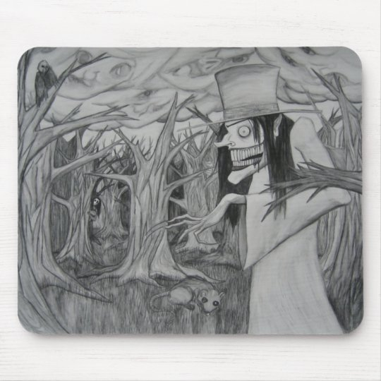 Mister Hyde Mouse Pad