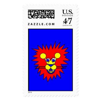 Mister Lion Postage