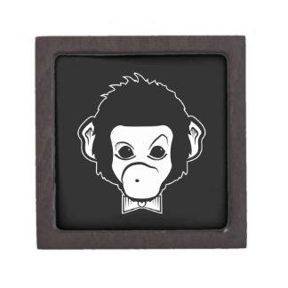mister monkey keepsake box