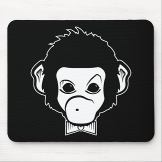 mister monkey mouse pad