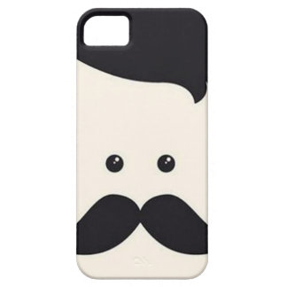 Mister Moustache! iPhone 5 Covers