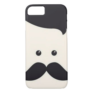 Mister Moustache! iPhone 7 Case