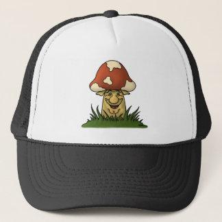 mister mushroom funny hat