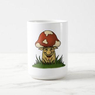 mister mushroom funny mug
