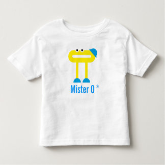 Mister O and his Bowler Hat Toddler T-shirt