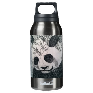 Mister Panda Insulated Water Bottle