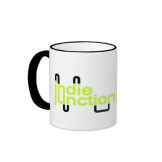 Mister Pictures Ringer Mug