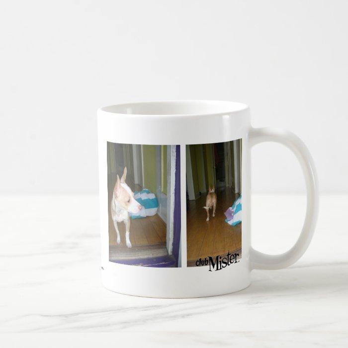 Mister Prepares for the Beach! Coffee Mug