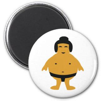 mister sumo icon magnet