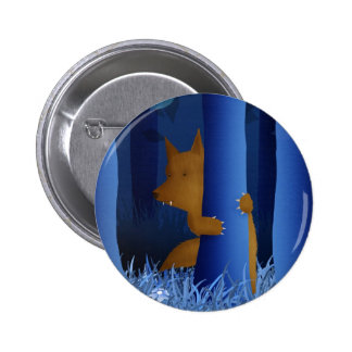 Mister Wolf - Pin Badge
