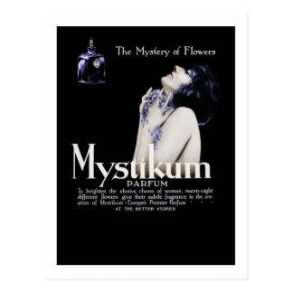 Misterio de flores - perfume de Mystikum Postales