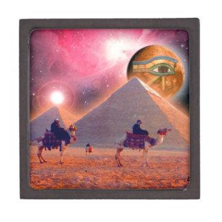 Misterio de las pirámides cajas de regalo de calidad