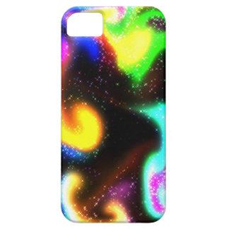 Misterio del color iPhone 5 funda