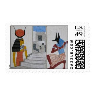 Misterio egipcio - sello