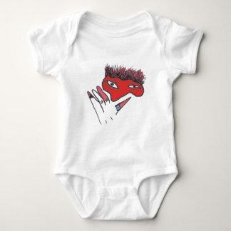 Mistery Baby Bodysuit
